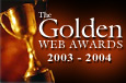 Poker World is Proud to have been chosen for one of the Golden Web Awards for 2003-2004
